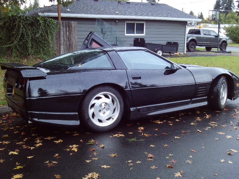 Chevrolet Corvette 1986 price $6,950