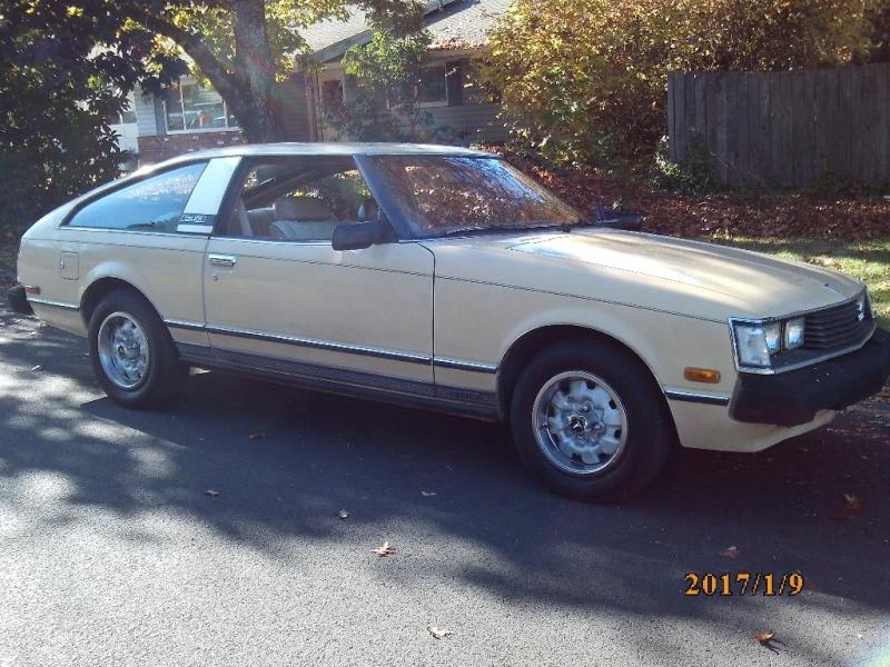 Toyota Celica 1981 price $5,995