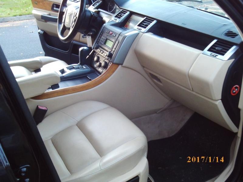 Land Rover Range Rover Sport 2007 price $6,950