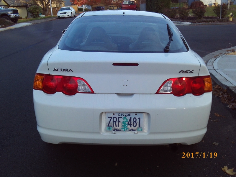 Acura RSX 2003 price $3,250