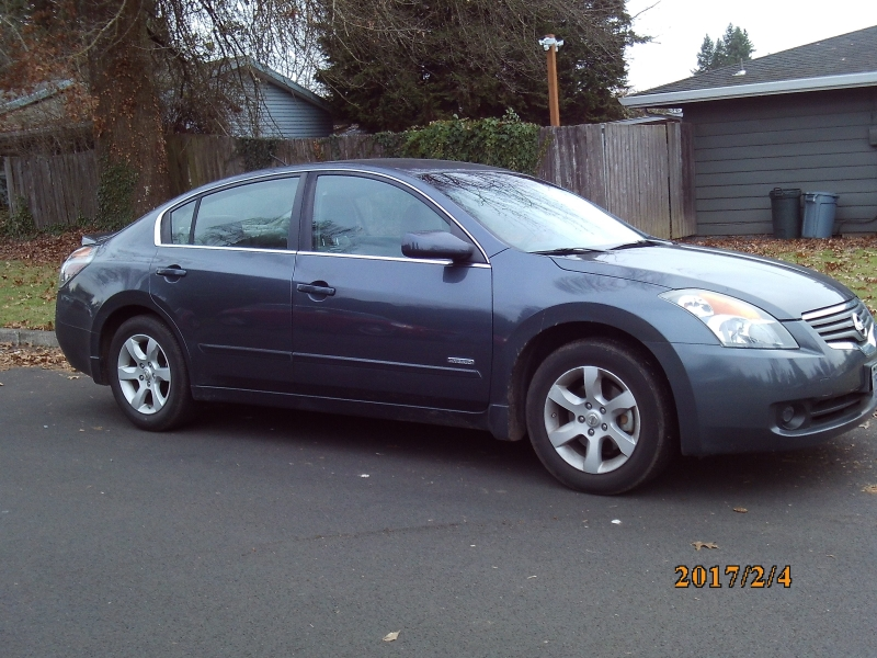 Nissan Altima 2007 price $4,995