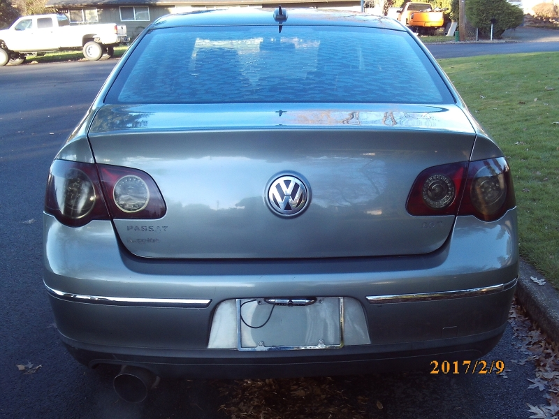 Volkswagen Passat Sedan 2006 price $3,650