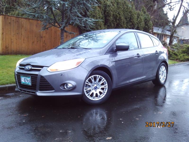 Ford Focus 2012 price $5,495