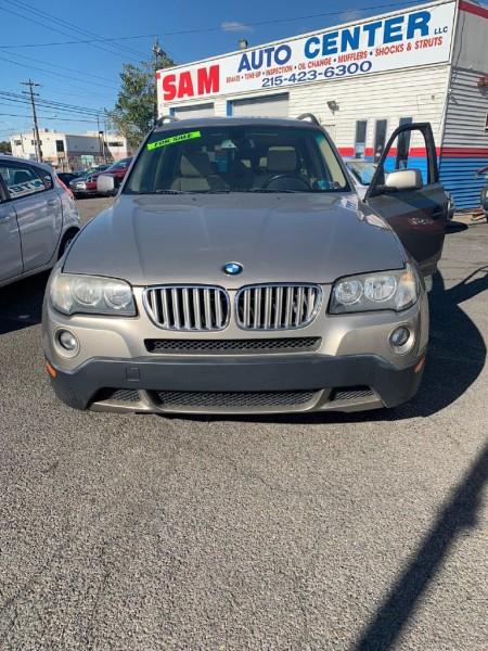 BMW X3 2007 price $4,900