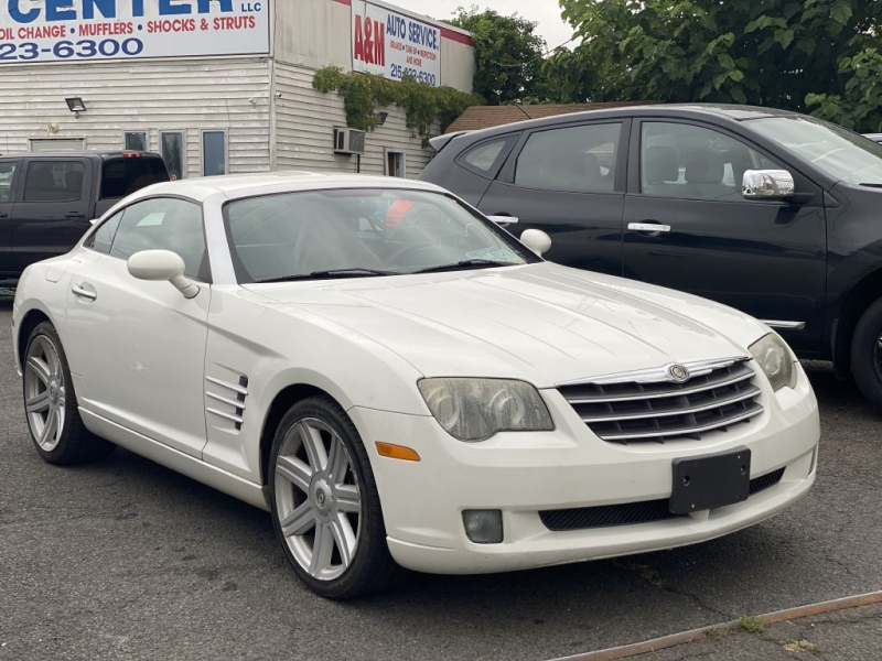 CHRYSLER CROSSFIRE 2004 price $6,990