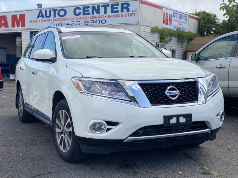 NISSAN PATHFINDER 2013 price $9,900