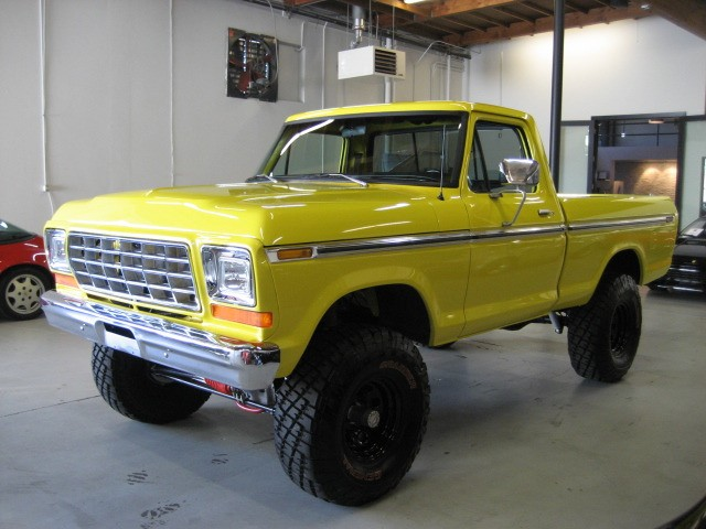 Motorgroup auto gallery 1979 ford f100 custom build publicscrutiny Gallery
