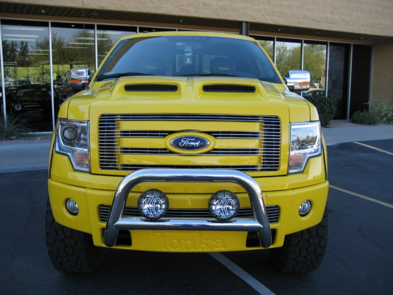 Motorgroup Auto Gallery - 2014 Ford F-150 Tonka Limited ...