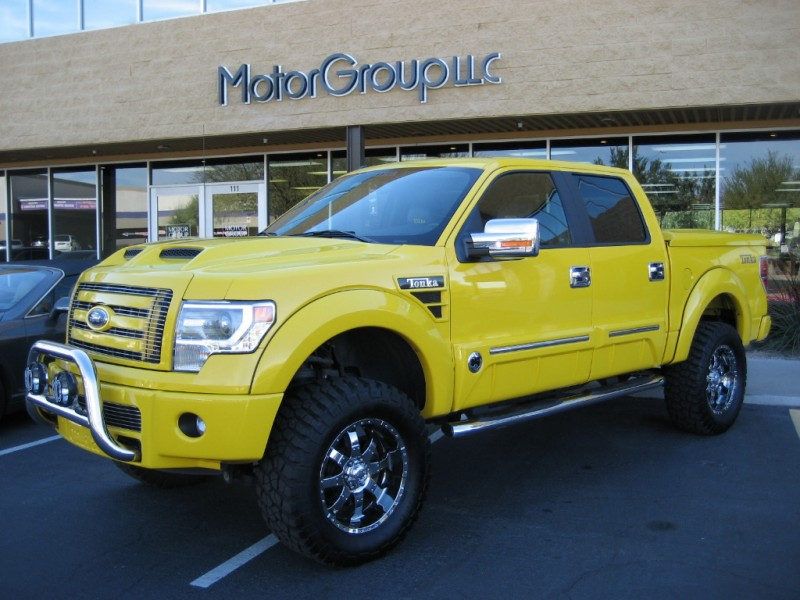 motorgroup auto gallery 2014 ford f 150 tonka limited edition. Black Bedroom Furniture Sets. Home Design Ideas