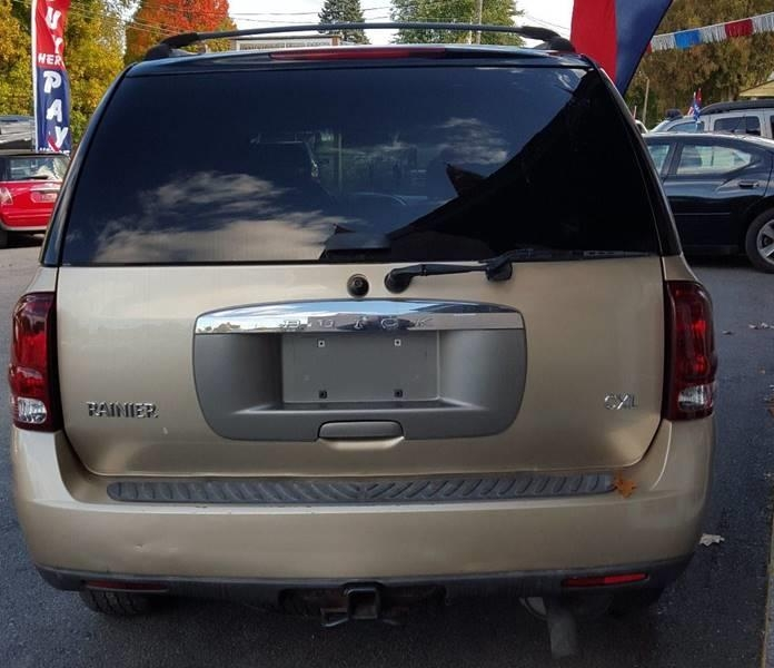 Buick Rainier 2005 price $5,995