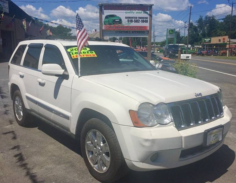 Jeep Grand Cherokee 2008 price $9,995