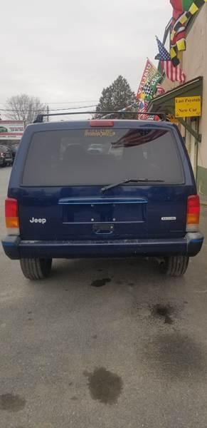 Jeep Cherokee 2000 price $7,995