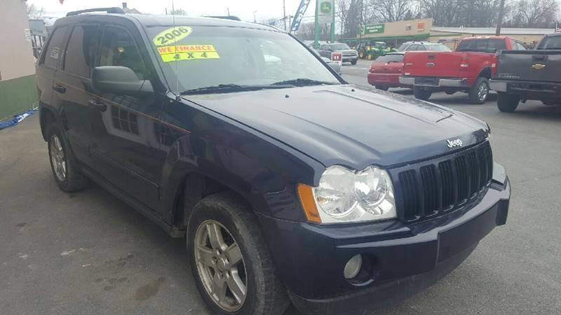 Jeep Grand Cherokee 2006 price $8,995