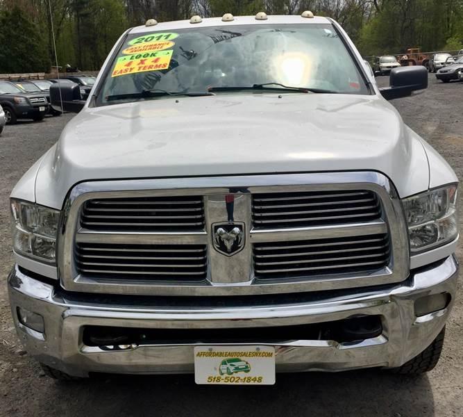 RAM Ram Pickup 2500 2011 price $17,995