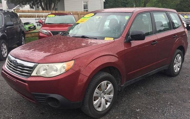Subaru Forester 2009 price $10,995