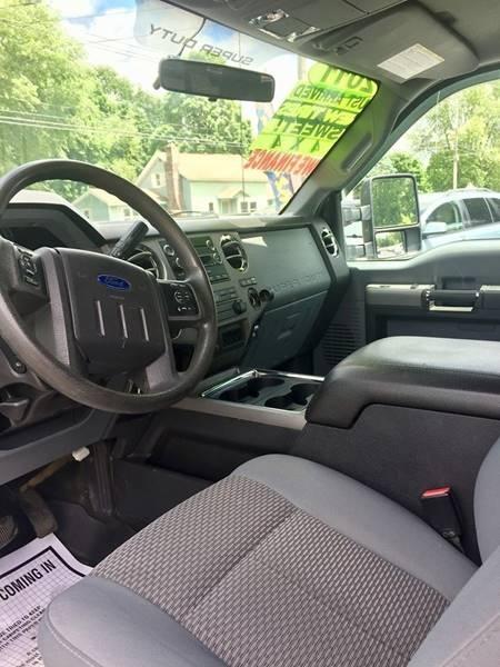 Ford F-250 Super Duty 2011 price $16,995
