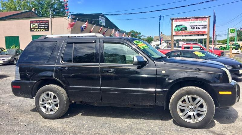 Mercury Mountaineer 2006 price $7,995