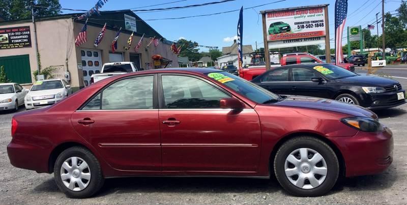 Toyota Camry 2002 price $4,995