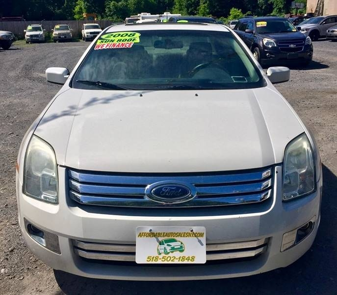 Ford Fusion 2008 price $8,995