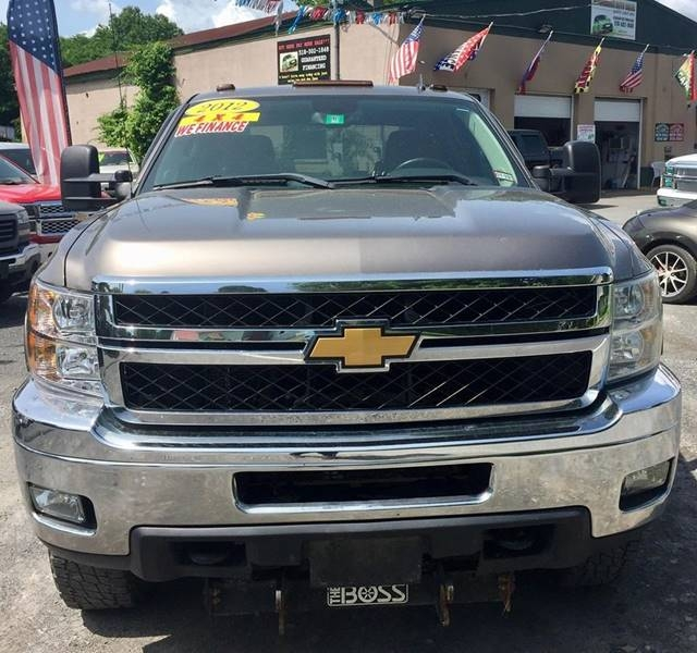 Chevrolet Silverado 2500HD 2012 price $22,995