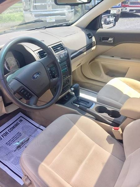 Ford Fusion 2007 price $5,995