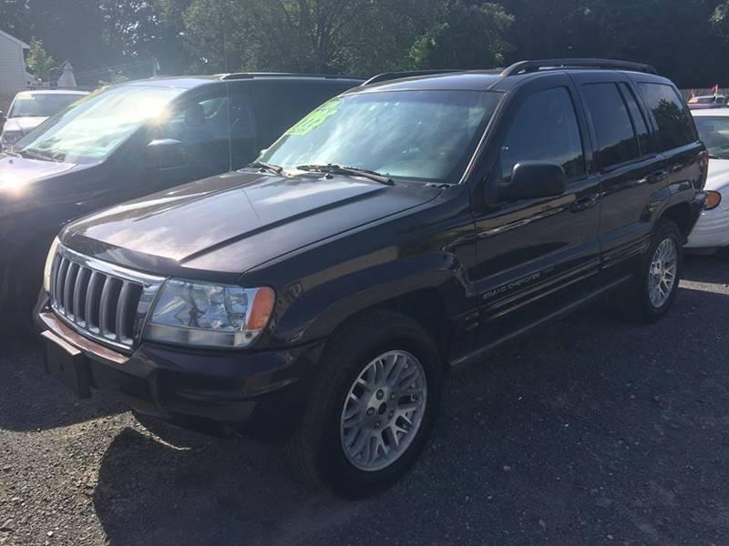 Jeep Grand Cherokee 2004 price $5,995