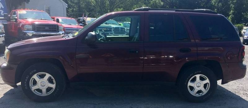 Chevrolet TrailBlazer 2006 price $9,995