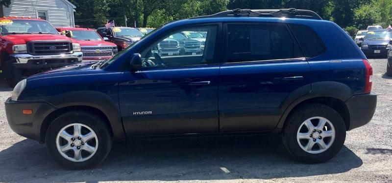 Hyundai Tucson 2005 price $8,995