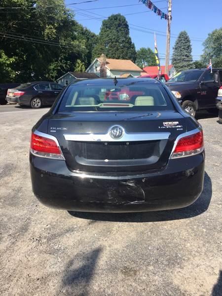 Buick LaCrosse 2010 price $6,500