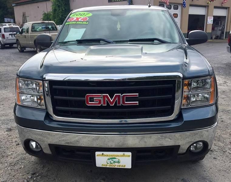 GMC Sierra 1500 2007 price $11,995