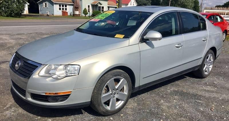 Volkswagen Passat 2009 price $6,500