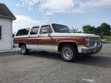 Chevrolet Suburban 1982