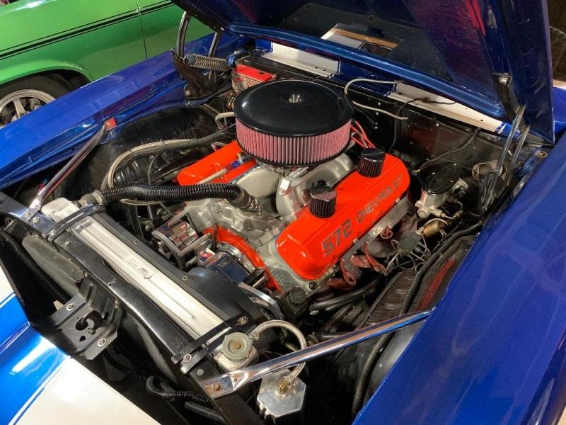 Chevrolet Camaro 1969 price $45,000