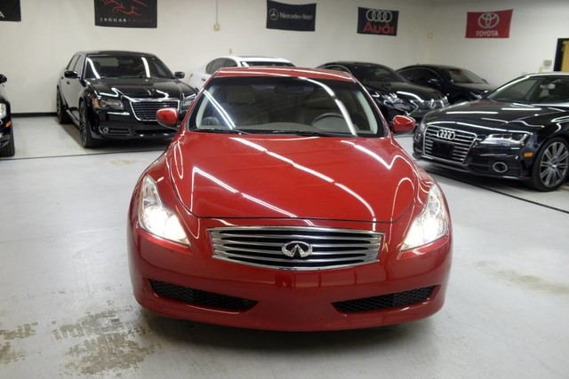 Infiniti G37 Coupe 2009 price $8,495