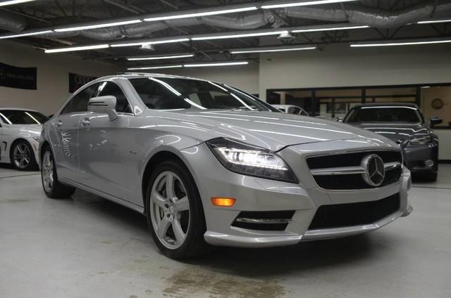 Mercedes-Benz CLS-Class 2012 price $17,998