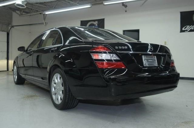 Mercedes-Benz S-Class S550 Premium 2007 price $13,995