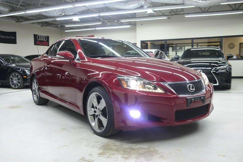 Lexus IS 250C 2011 price $9,995