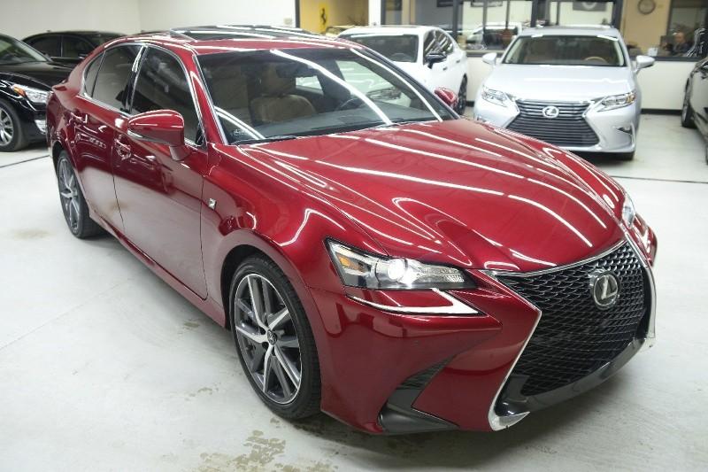 Lexus GS 350 F Sport 2016 price $32,995