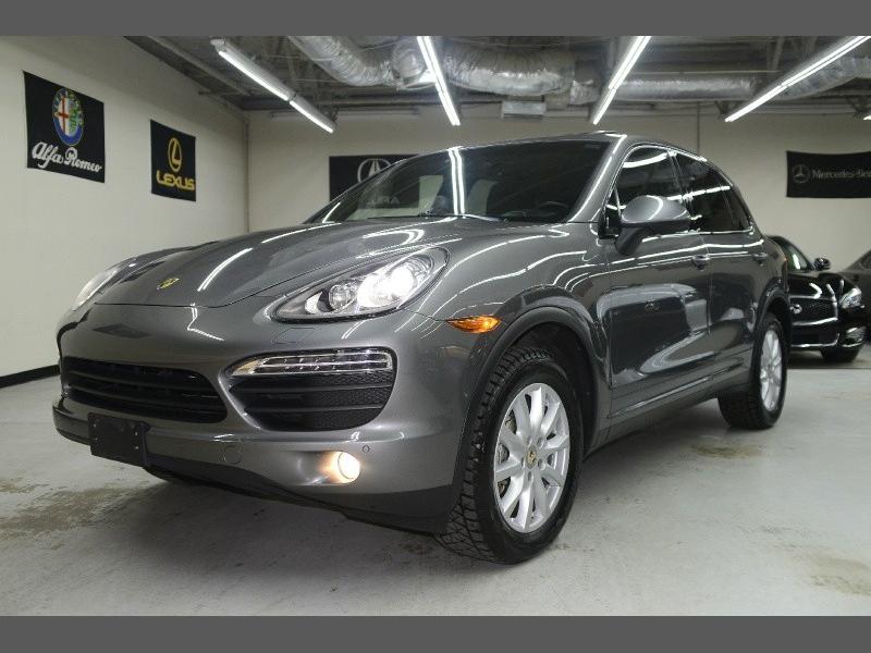 Porsche Cayenne 2012 price $23,528