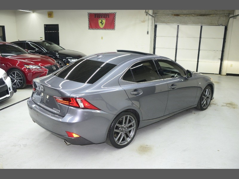 Lexus IS 200t-F Sport 2016 price $22,995