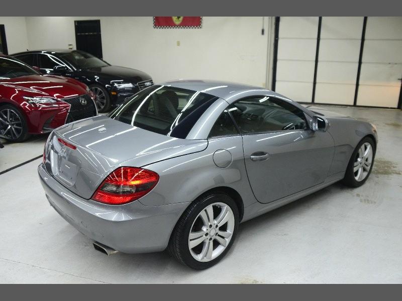 Mercedes-Benz SLK-Class 2010 price $12,995