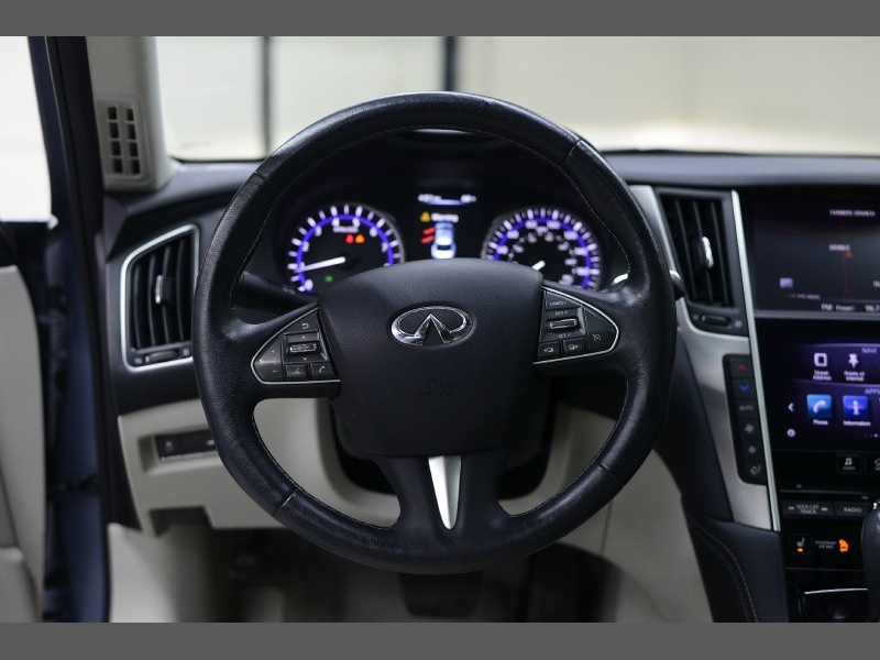 Infiniti Q50 AWD 2015 price $18,995