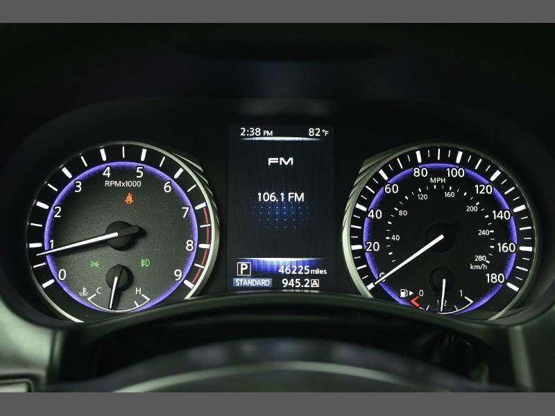 Infiniti Q50 Red Sport 400 2016 price $28,995