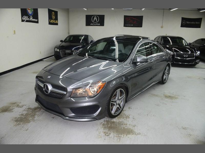 Mercedes-Benz CLA-Class 2015 price $16,995