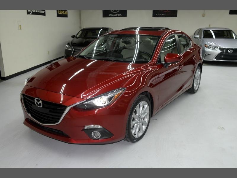 Mazda Mazda3 2016 price $15,995