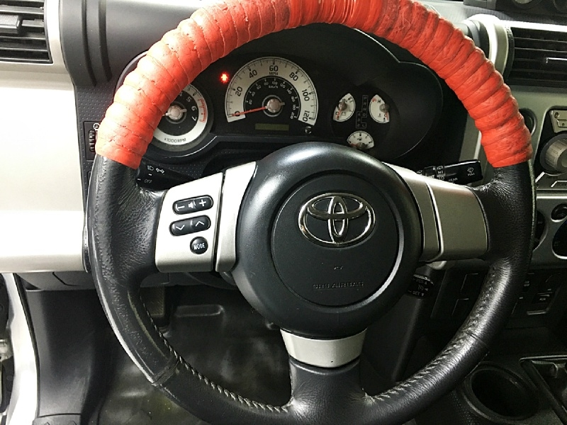 Toyota FJ Cruiser 2008 price $13,995