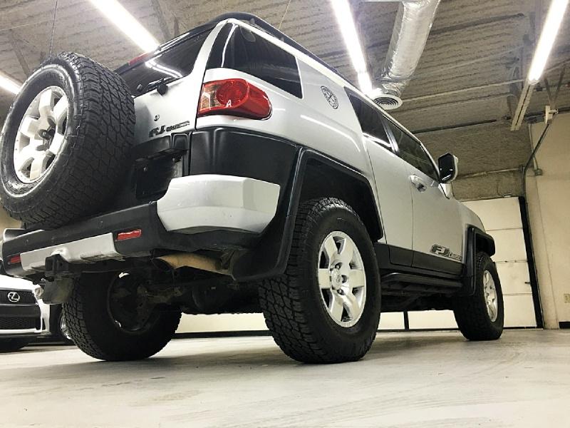 Toyota FJ Cruiser 2008 price $12,995