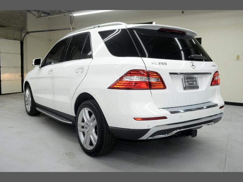 Mercedes-Benz M-Class 2015 price $19,995