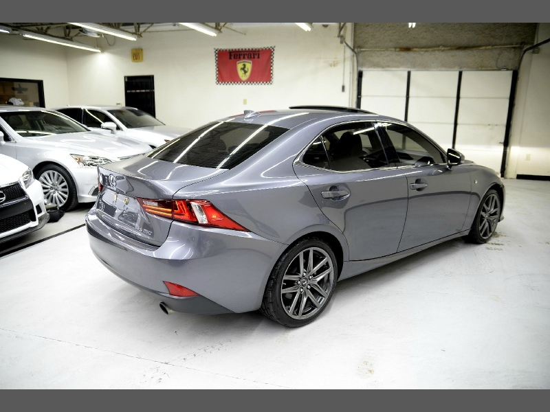 Lexus IS 250 2014 price $16,995