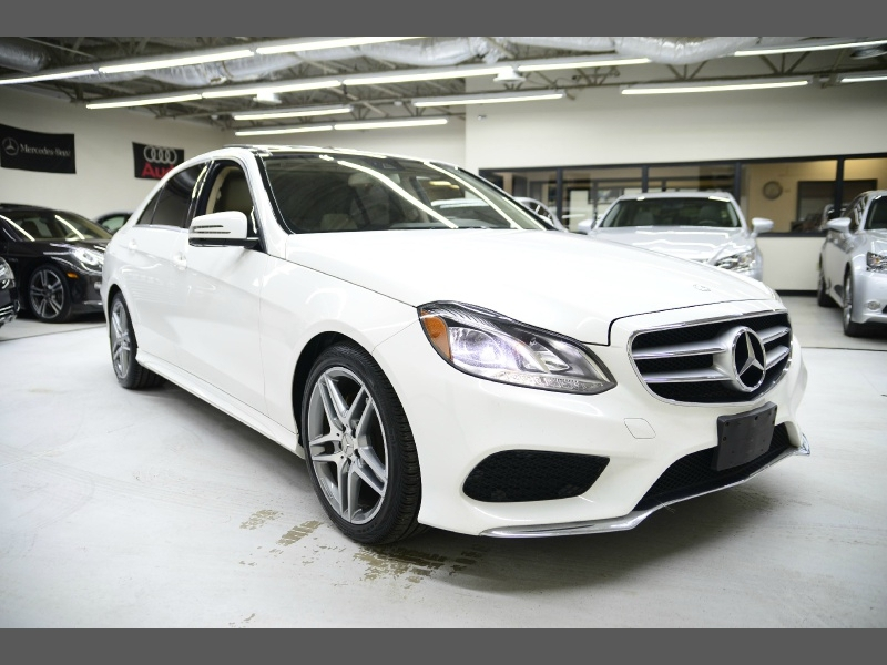 Mercedes-Benz E-Class 2014 price $13,995